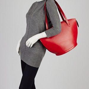 Louis Vuitton Bags - 💖💘 Louis Vuitton Epi Saint Jacques GM W/COA